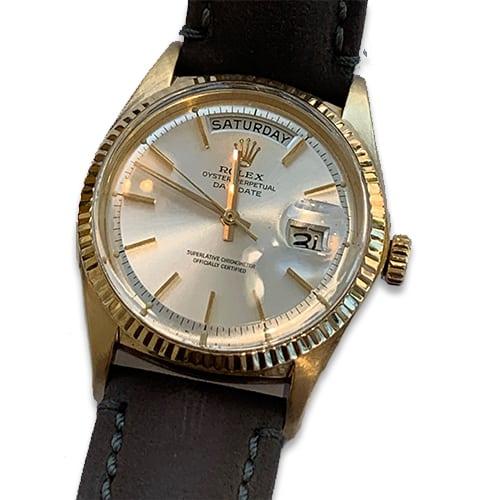 1966 Rolex Day Date 18k Gold