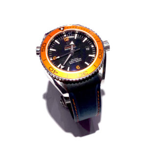 Omega Seamaster Planet Ocean Chronometer